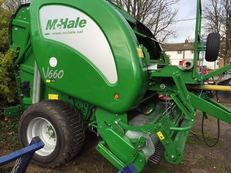 Mchale V660 Baler - Demo model ... Fakenham