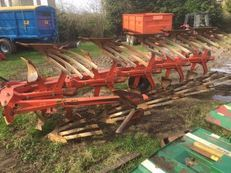 Kuhn Multimaster 151 5 Furrow Plough ... Fakenham