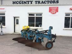 Overum 3 Furrow Spring Loaded Plough ... Craigavon