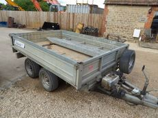Indespension Tipping Trailer