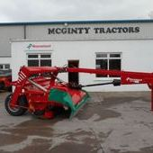Kverneland Taarup 4332lt Trailed Mower Conditioner ... Craigavon