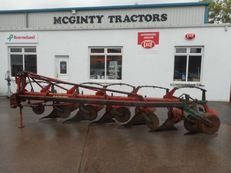 Kverneland 6 Furrow Spring Loaded Plough ... Craigavon