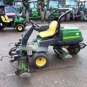 John Deere 2500a Diesel Ride On Mower Tractor... Maidstone