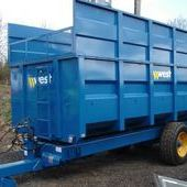 West Silage & Grain Trailer (12 ton) ... Tewkesbury