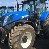 New Holland T7.270 Auto Command ... Witney