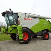 Used Claas Tucano 440 4wd Combine... York