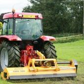 Mcconnel Magnum Euro 280 Flail Mower... Tewkesbury