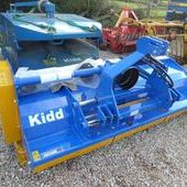 New Kidd 240 Flail Topper... Swindon