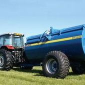 New Fleming Ms1000 Muckspreader ... Maidstone