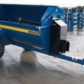 New Fleming Ms450 Muckspreader ... Maidstone