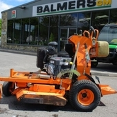 "Second Hand Scag Svr36a-19fx V Ride Stand on 36"" Mower ref: 3476...."