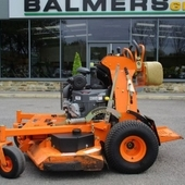 Second Hand Scag V Ride 48 Mower ref: 3472... Burnley