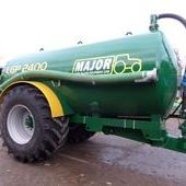 New Major Lgp 2400 Slurry Tanker ... Maidstone