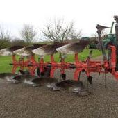 Used Gregoire Besson 4f Auto-reset Plough... York