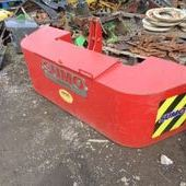Used Sumo 1000kg Weight Box... York