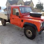 Land Rover 130 Defender... Swindon