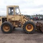 Wheeled Loader: Caterpillar 910... Omagh