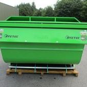 New Ryetec Super C2000chs Heavy Duty Flail Mower Collector ref: 3...
