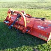 Used Kuhn Vkm240 Flail Mower... York