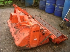 Blec 1.30 Metre Stone Burier, Compact Tractor 1.30 Metre Stoneburier, Used 1.30 Metre PTO driven stone burier