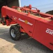 Grimme Cs 1500 Combi Star... Boston