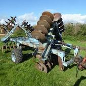 Parmiter Trailed Disc Harrows... Swindon