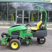 Second Hand John Deere 2653b Precision Cut Tees Mower ref:3216 ... Burnley