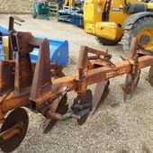 Skh 4 Furrow Plough... Swindon