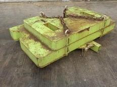 Rear Weight Pack To Suit Claas Xerion