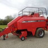 Used Massey Ferguson 185 Series Ii 80 x 90 Baler... York