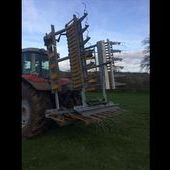 Joskin Eb600 R4s Heavy Duty Harrows... Hereford