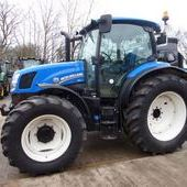 New Holland T6. 120... Maidstone