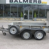 Second Hand Ifor Williams Gd84g Trailer ref: 3422... Burnley