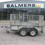 Second Hand Ifor Williams Gd85 Trailer ref: 3423... Burnley