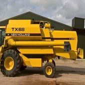 New Holland Tx68... Witney
