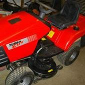 Turbo Cut Hyd 42? mower ... Newtownards