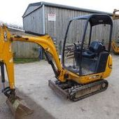 Jcb 8016cts Tracked Digger... Swindon
