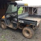 Jcb Groundhog Utv4... Boston