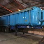 Fruehauf Lorry Grain Trailer 29 Tonnes... Boston