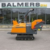 Second Hand Forst Tr6 Variable Tracked Chipper ref: 3421... Burnley