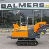 Second Hand Forst Tr6 Variable Tracked Chipper ref: 3420... Burnley