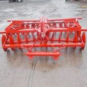 Disc harrow: Massey Ferguson 24 Disc... Omagh