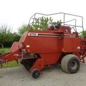 Used Heston 4755 Baler... York