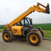 Used Jcb 536-70 Agri-super Telehandler... York