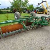 Used Cousins Contour 630 Hz Rollers C/w Shatta Boa... York