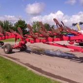 Used Kuhn Manager 7f Auto-reset Plough... York