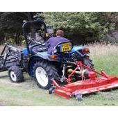 Fleming / Sitrex Finishing Mowers / Sports Ground Mowers (4ft, 5ft, 6ft and 8ft ) ... Sutton Coldfield