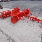 Disc harrow: Massey Ferguson 28 Disc Trailed Harrow... Omagh