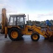 Rigid Backhoes: Jcb 3cx... Omagh