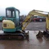 Mini digger: Yanmar Vio30... Omagh